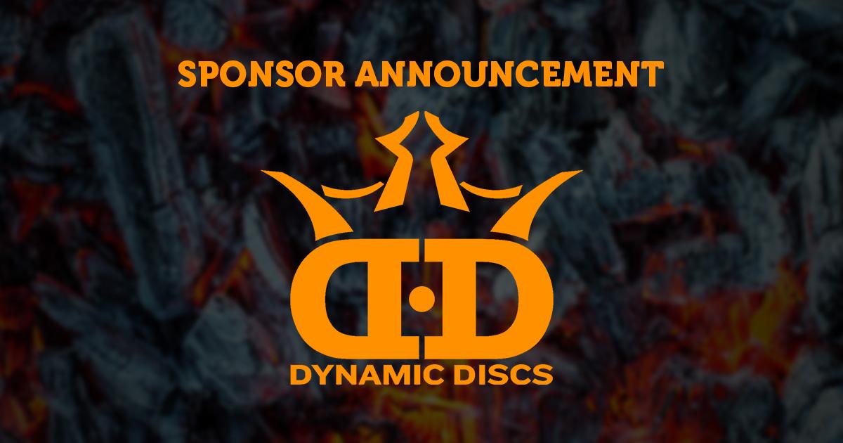 Sponsor Announcement: Dynamic Discs