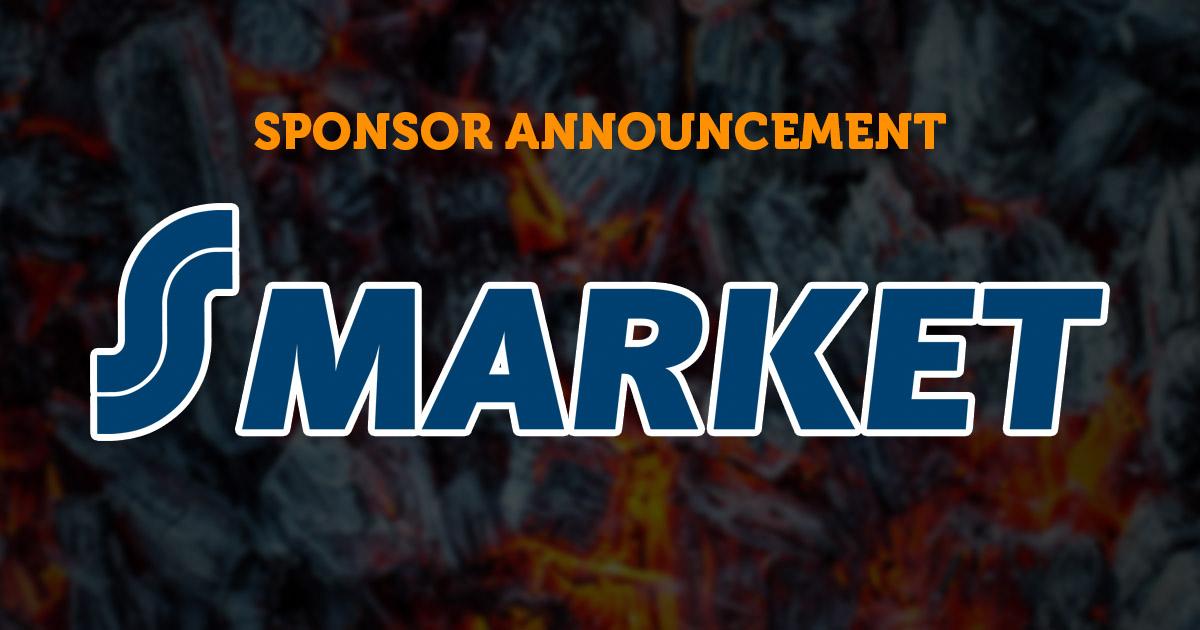Sponsor Announcement: S-Market Söderkulla