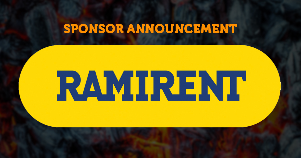 Sponsor announcement: Ramirent