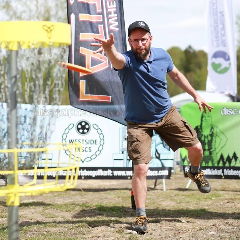 On spotlight: First timer Tuomas Virtanen