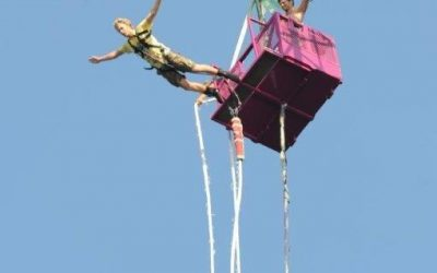 You can now book your Bungy jump