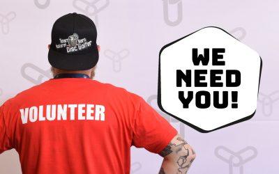 Etsitään vapaaehtoisia / Volunteers wanted.