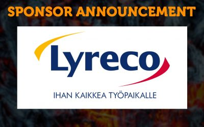 Sponsor Announcement: Lyreco