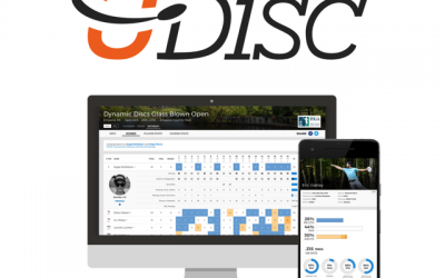 Tyyni live scoring provided by UDisc Live