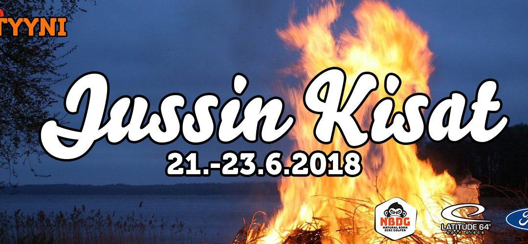 Registration for Jussin kisat is open!