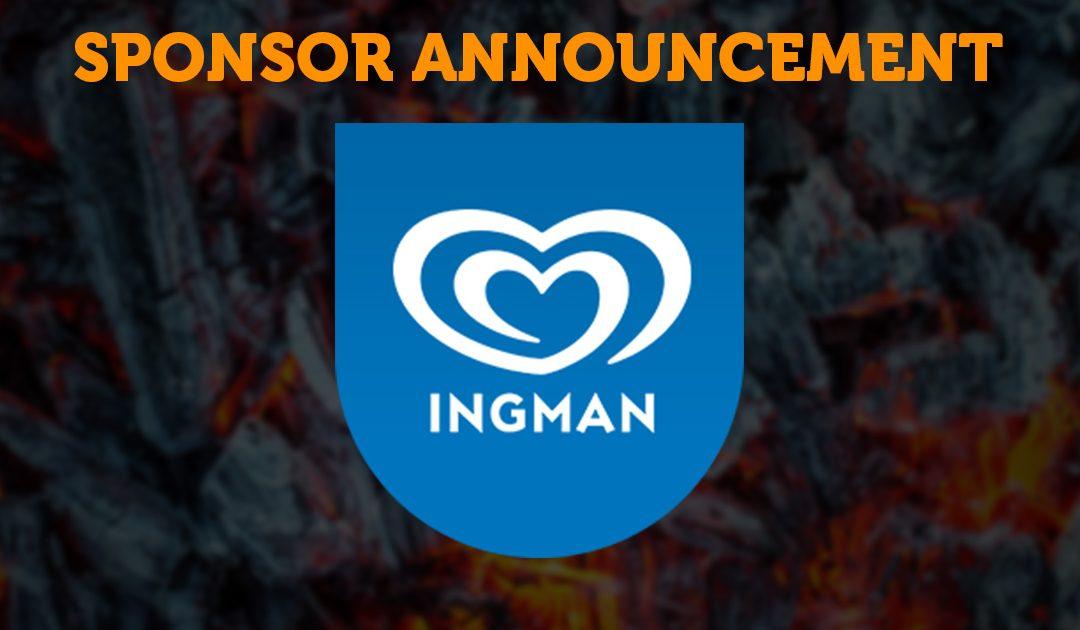 Sponsor Announcement: Ingman Ice Creams