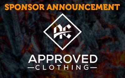 Sponsor Announcement: Approved Clothing